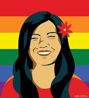 Argentinian LGBT rights activist