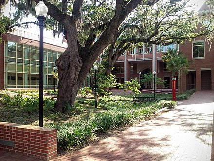 The Mary B. Coburn Health and Wellness Center Florida State University Wellness Center.jpg