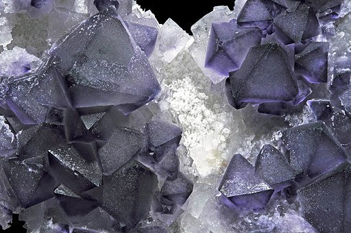 Fluorite, calcite 300-4-2401