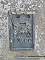 Flush Bracket 11590, Richmond Cemetery - geograph.org.uk - 2388466.jpg
