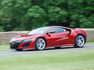 Sports car manufactured by Honda