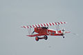 Fokker DVII Ernst Udet Takeoff 03 Dawn Patrol NMUSAF 26Sept09 (14413329289).jpg