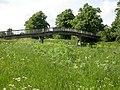Footbridge across the River Nene - geograph.org.uk - 178740.jpg