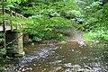 Footbridge and Ford at Kebroyd - geograph.org.uk - 27613.jpg