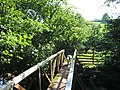Footbridge over the River Monnow - geograph.org.uk - 73941.jpg