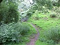 Footpath and Kissing gate - geograph.org.uk - 507206.jpg