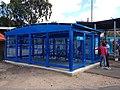 Former Sunshine Parkiteer bike cage.jpg
