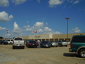 Rosenberg, Texas - Image: Fort Bend Rosen Annex