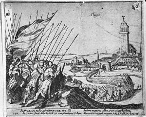Siege of Sluis (1604)