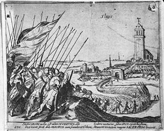 Siege of Sluis (1604)