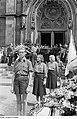 Fotothek df roe-neg 0002799 002 Mitglieder der FDJ als Ehrenwache bei der Kranzniederlegung.jpg