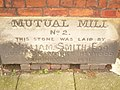 Foundation stone - geograph.org.uk - 283128.jpg