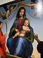 Fra bartolomeo, madonna col bambino in trono e santi, 1530 ca., da duomo, 02.JPG
