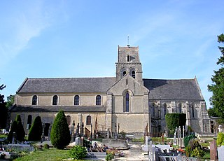 Ryes Commune in Normandy, France