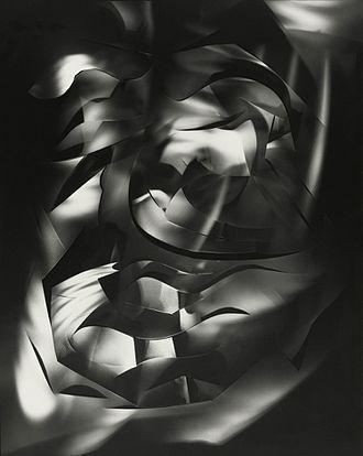Francis Bruguière - Light Abstraction, 1925