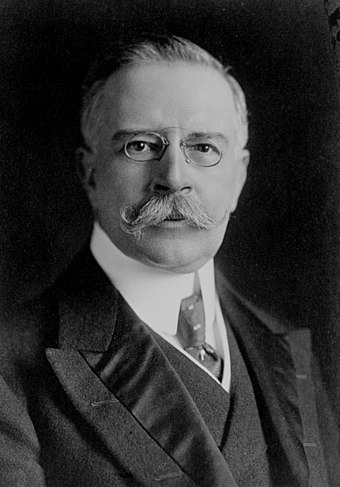 Francisco León de la Barra, interim president of Mexico, May–November 1911 Francisco León.jpg