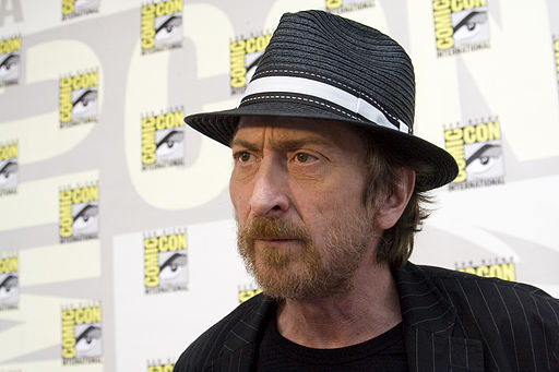 Frank Miller (Source : Wikimedia Commons)