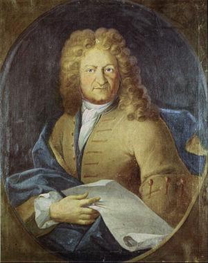 Franz Beer - Franz Beer, ca. 1711/1715