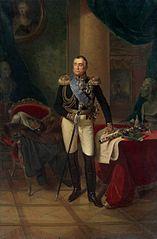 Portrait of Prince Pyotr Volkonsky