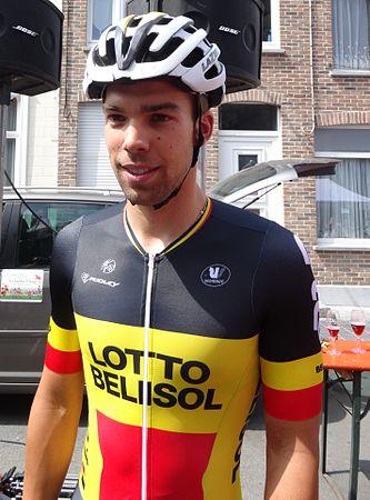 Frasnes-lez-Anvaing - Tour de Wallonie, étape 1, 26 juillet 2014, départ (B100).JPG