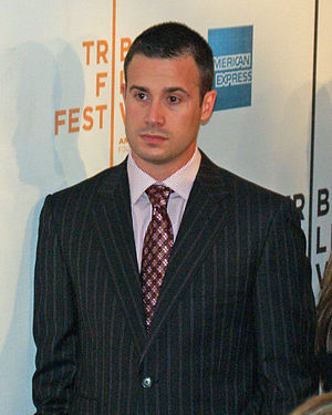 Freddie Prinze Jr. - Prinze at the 2007 Tribeca Film Festival