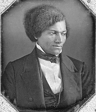 Frederick Douglass (1840s)