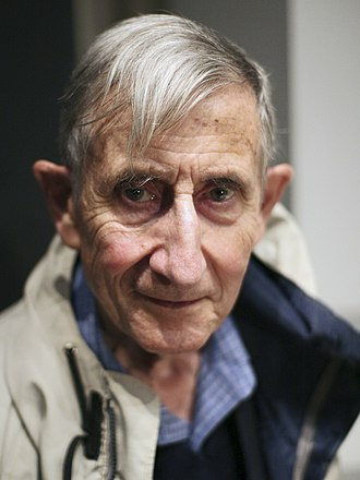 Freeman Dyson - Dyson at the Long Now Seminar in San Francisco, California in 2005