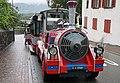 Freizeitzug auf Rädern in Vaduz, Liechtenstein.jpg