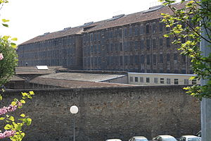 Fresnes Prison - view of the prison