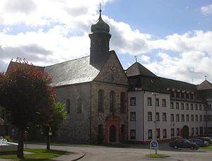 Friedenweiler - Church