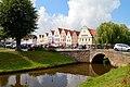 Friedrichstadt Holländerhäuser Sleeswijk-Holstein Duitsland.jpg