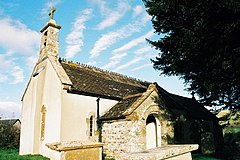 Frome Vauchurch, parish church of St. Francis of Assisi - geograph.org.uk - 445156.jpg