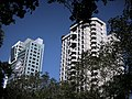 Fubon Banking Center and Pacific Fengxiang 20081115.jpg