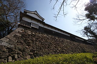 Japanese historical estate in Chikuzen Province (in modern-day Fukuoka Prefecture)