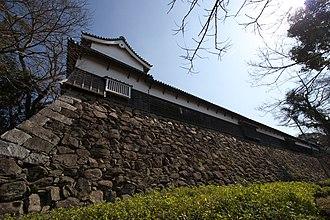 Fukuoka Domain - Fukuoka castle