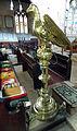 Fulbeck St Nicholas - Eagle lectern.jpg