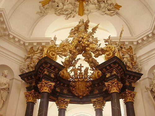 Fulda Dom St. Salvator & Bonifatius Innen Hochaltar 6.JPG