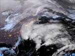 File:Full Path of East Coast Nor'Easter Blizzard Captured by Satellite January 4, 2018.webm