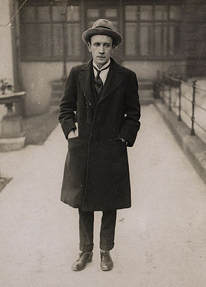 Kevin O'Higgins - O'Higgins in 1922.