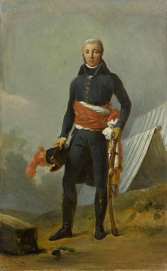 Jean Victor Marie Moreau - General Jean Victor Moureau, by François Gérard.