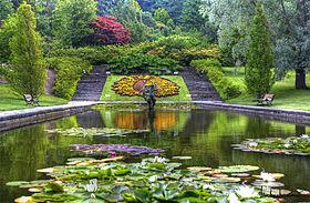 Jardín Botánico de Gotemburgo - Wikipedia, la enciclopedia libre