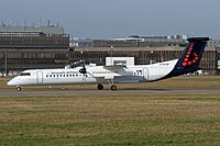 G-ECOH - DH8D - Flybe