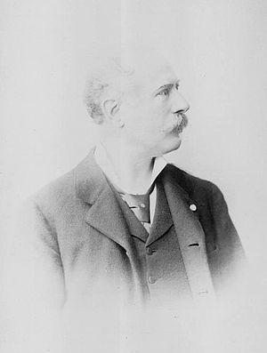 Giovanni Battista Lamperti - Giovanni Battista Lamperti portrayed by Wilhelm Höffert
