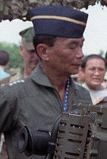 Sunthorn Kongsompong 20th-century Thai general