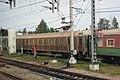 GOŠA railway staniless stell car for Soviet railways from 1980s (27870930504).jpg