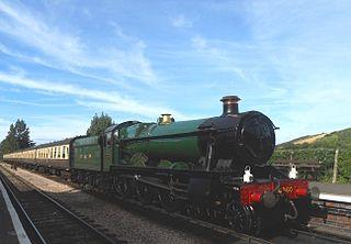 West Somerset Railway heritage railway in Somerset, England