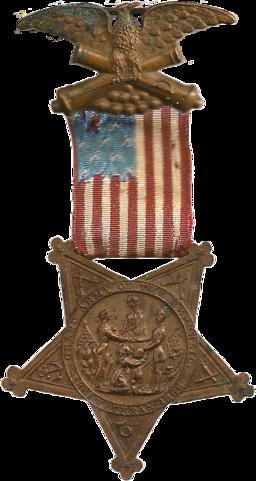 Gar medal