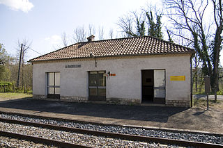 La Bachellerie station