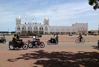 Place in Hauts-Bassins Region, Burkina Faso
