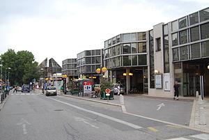 Gare de Chambéry-Challes-les-Eaux - Image: Gare de Chambéry (Savoie)